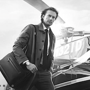 Montblanc's Trailblazers campaign focuses on adventure and travel