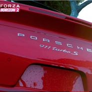 Porsche in Forza Horizon 2