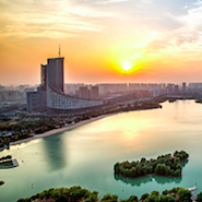 Shangri-La's new location in Hefei, China