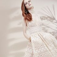 Look from Elie Saab resort 2016 collection