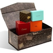 Opulent Jeweler's Opulent Box