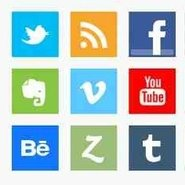 Social sharing buttons are falling to the wayside