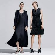 Looks from The Row and Proenza Schouler for Made in New York
