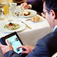 Hotels using iPads