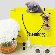 Selfridges social media image