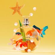 Chanel's Pisces zodiac GIF