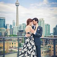 """Image from Saks' """"I Left My Heart in Toronto"""" campaign"""