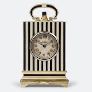 An Art Deco period clock by Breguet