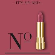 Dolce & Gabbana's Sophia Loren N°1 lipstick