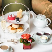 Alice in Wonderland Afternoon Tea at The Dorchester, London