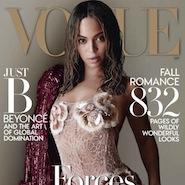 Vogue's September 2015 cover