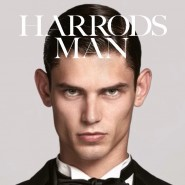 Harrods Man cover, Dior