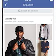 Facebook is creating a dedicated shopping feed