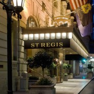 St. Regis New York exterior