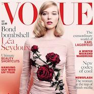British Vogue cover