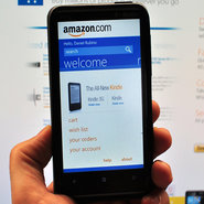Amazon and eBay capture approximately one-third of mobile shopping