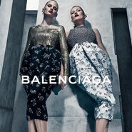 Balenciaga fall/winter 2015 campaign image