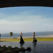 Michelle Williams and Alicia Vikander for Louis Vuitton