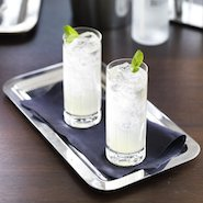 The Sparkling Collins Royale, Fairmont's take on a classic Collins