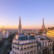 View from Four Seasons Paris