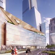 Neiman Marcus Hudson Yards rendering