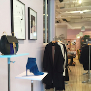 The Shop at Blue Bird in London is one of the participating boutiques for same-day shipping on Farfetch