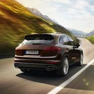 Porsche Cayenne Diesel, 2015 model