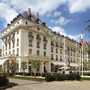Waldorf Astoria-owned Hotel Trianon Palace in Versailles, France