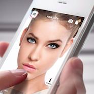 L'Oreal's Makeup Genius app