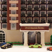 Four Seasons chocolate hotel