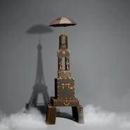 """Promotional image for Louis Vuitton's """"Volez, Voguez, Voyagez"""""""