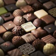 Peninsula brand chocolate