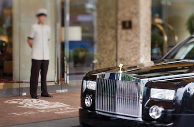 Ritz-Carlton Bahrain Rolls-Royce