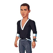 Olivier Rousteing's Kim Kardashian: Hollywood avatar