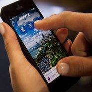 Orbitz booking app