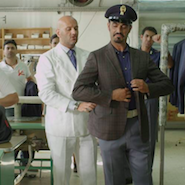 """Isaia's """"Tailor-Made Crime"""""""