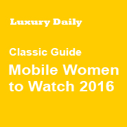 Luxury Women to Watch 2016