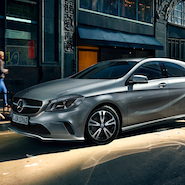 Mercedes' A Class
