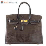 A Birkin bag sold on Baghunter for $99,750