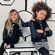 Styles from Balmain's first children's collection