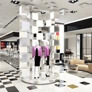 Bloomingdale's Kuwait rendering