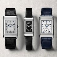 Jaeger-LeCoultre Reverso timepieces