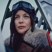 "Liv Tyler in Belstaff's ""Falling Up"""