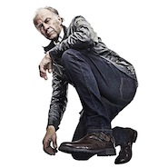 Sir Ranulph Fiennes in Belstaff's Worship the Ground campaign