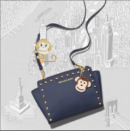 Michael Kors monkey bag
