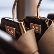 Hugo Boss hangers