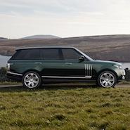 Land Rover's Holland & Holland Range Rover