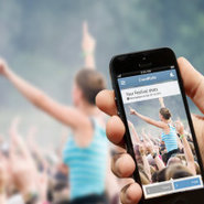 Live-event apps are implementing several key mobile trends