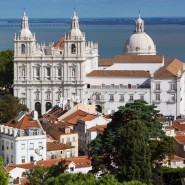 View of Alfama from Four Seasons Lisbon