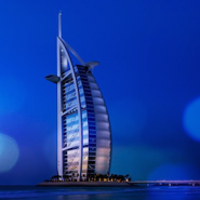 Burj Al Arab Jumeirah hotel, Abu Dhabi